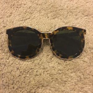 NWOT Karen Walker Super Spaceship Sunglasses